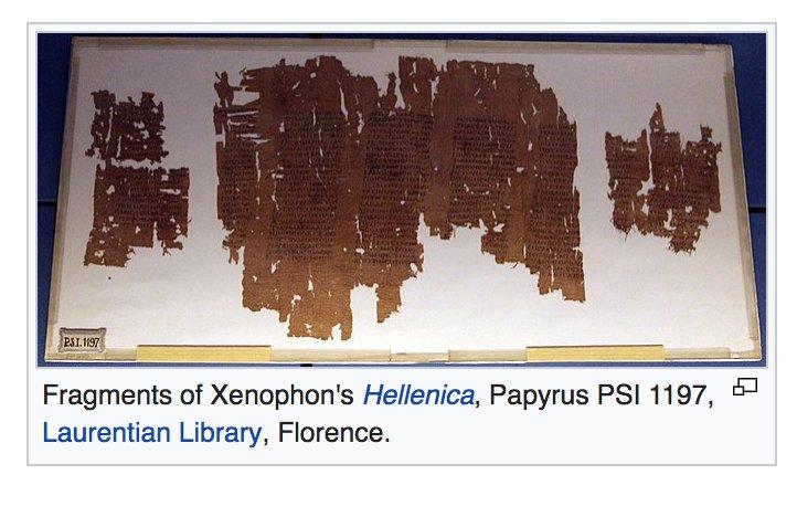 Hellencia Papyrus