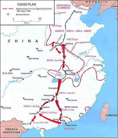Ichigo plan map