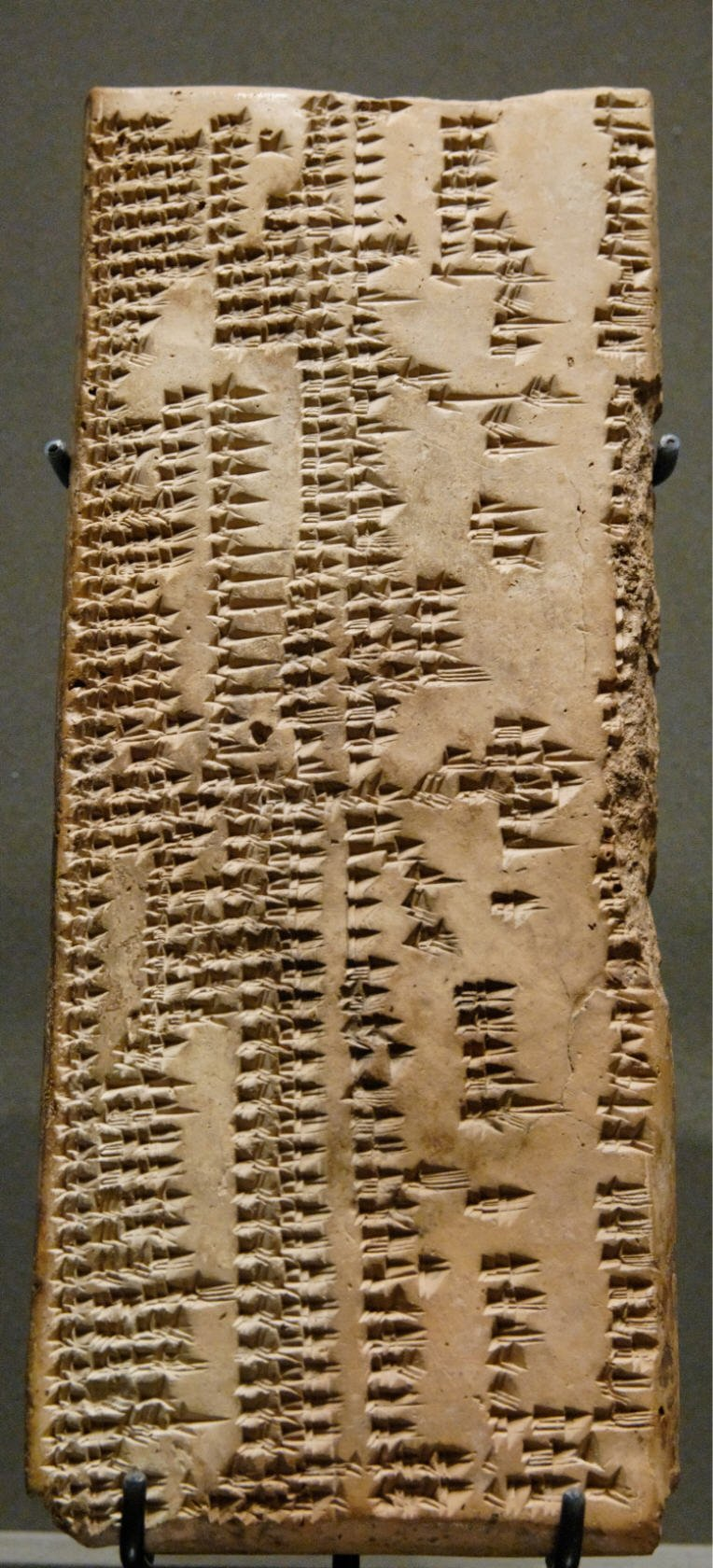 Sumerian-Akkadian lexicon