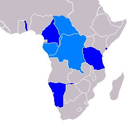 Proposed territorial changes in Africa
